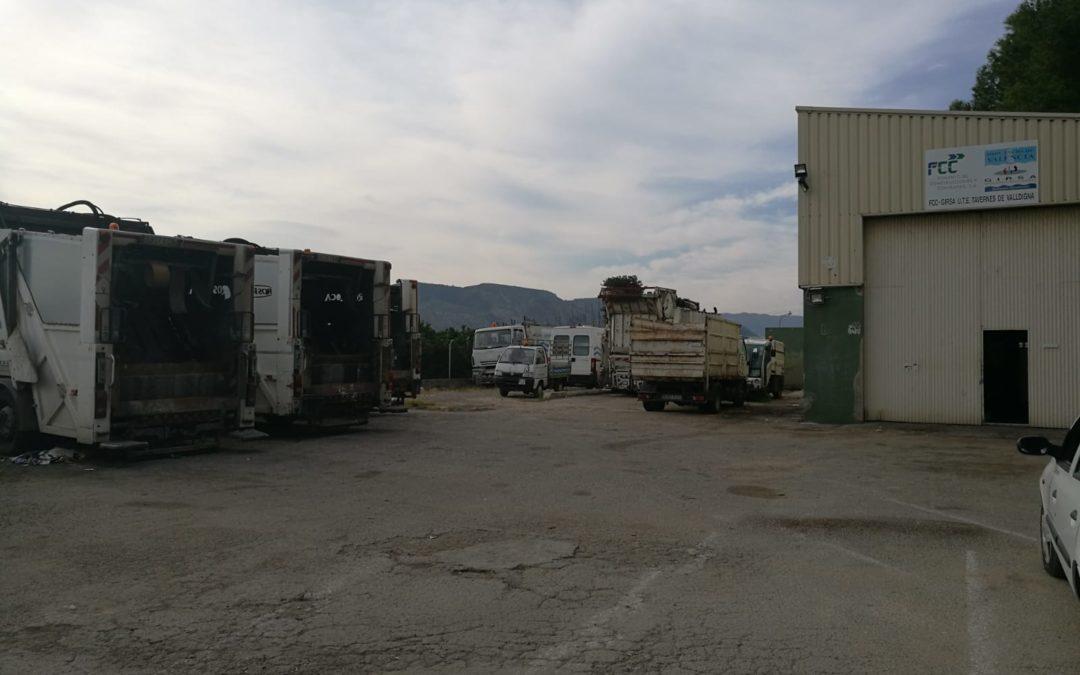 El treball dels Populars fa que tornen a funcionar els vehicles de neteja abandonats per Compromís