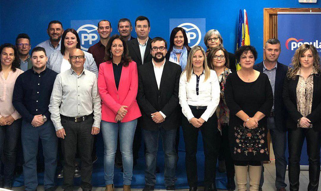 Els Populars de Tavernes presenten una candidatura renovada amb persones de totes les zones del municipi i de diferents sectors econòmics, socials i culturals