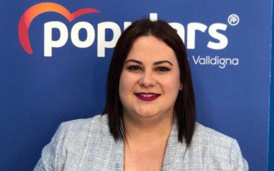 Ana Rodríguez fomentarà l'emprenedoria, la iniciativa jove i l'obertura del punt jove