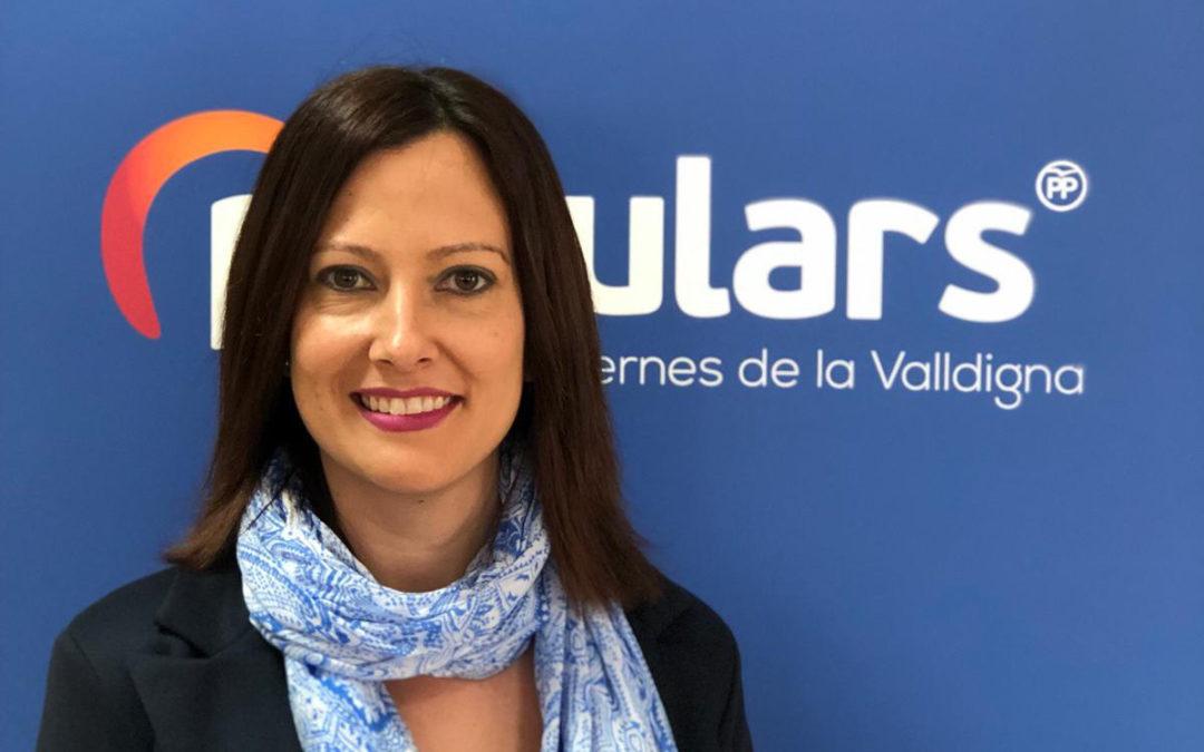 Maria Ciscar será la regidora de Personal si los Populares consiguen Gobernar