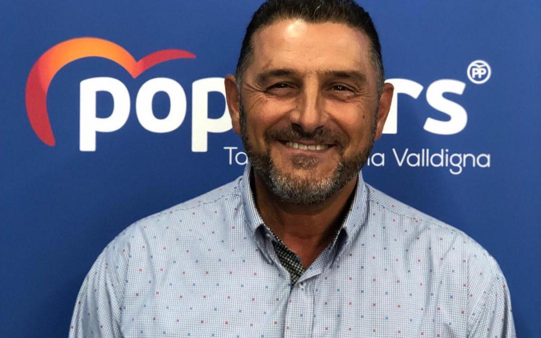 Mario Enguix será regidor de Agricultura si el PP Gobierna