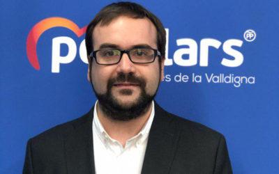 Miguel Enrique Borràs dirigirà la regidoria de Contractació si els Populars Governen
