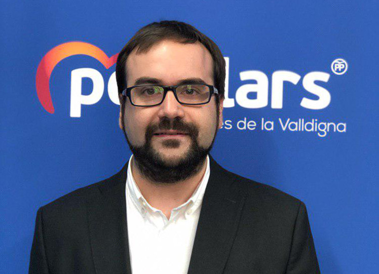 Miguel Enrique Borràs dirigirá la concejalía de Contratación si los Populares Gobiernan